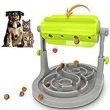 Alsanda Interaktives Hundespielzeug Katzenspielzeug Mit Anti Schling Hundenapf 2in1 für Hund und Katze Welpenspielzeug Intelligenzspielzeug für kleine und...