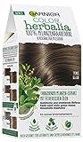 Garnier Haarfarbe, 100% Pflanzenhaarfarbe, für natürliche, glänzende Farbe, vegan, Color Herbalia, Honigbraun, 3x1 Stück