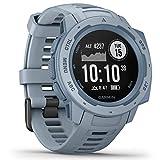 Garmin Instinct - wasserdichte GPS-Smartwatch mit Sport-/Fitnessfunktionen und bis zu 14 Tagen Akkulaufzeit. Herzfrequenzmessung am Handgelenk, Fitness Tracker...