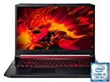 Acer Nitro 5 (AN517-51-52M2) 43,9 cm (17,3 Zoll Full-HD IPS) Gaming Laptop (Intel Core i5-9300H, 8 GB RAM, 1.000 GB PCIe SSD, NVIDIA GeForce GTX 1650, Win 10...