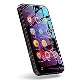 TIMMKOO MP3 Player mit Bluetooth, 4,0' Full Touchscreen MP4 MP3 Player mit Lautsprecher, 8GB tragbarer HiFi-Sound MP3 Player mit UKW-Radio, Diktiergerät,...
