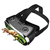 All-in-One 3D VR Headset Smart PC Brille Headsets Virtual Reality Immersive Brille, S900, 3G, 16 GB/PS 4 Xbox 360 / One 2 K HDMI Nibiru Android 5.1-Bildschirm...
