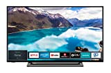 Toshiba 43LL3C63DA 43 Zoll Fernseher (Full HD, Smart TV, Prime Video / Netflix, Bluetooth, WLAN, Triple Tuner, Works with Alexa)