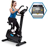 Capital Sports Evo Pro Cardiobike - Fitnessfahrrad mit Trainingscomputer, Heimtrainer, Bluetooth, 32 Stufen, App-Integration, 20 kg Schwungmasse,...