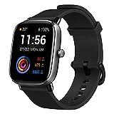 Amazfit GTS 2 Mini Smartwatch GPS Fitness Aktivitätstracker mit Alexa, AMOLED, 14 Tagen Akkulaufzeit, 70 Sportmodi, Überwachung von SpO2, Herzfrequenz, Schlaf...