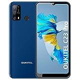 OUKITEL C23 PRO Smartphone ohne Vertrag 5000mAh Akku Quad Kamera Helio P22 Octa-Core 6,53' HD+ Display 4GB RAM Dual SIM Android 10 64GB bis zu 256GB erweiterbar...