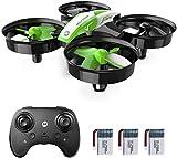Holy Stone HS210 Mini Drohne für Kinder, RC Quadrocopter Helikopter Ferngesteuert mit 3 Akkus, 21 Min. Lange Flugzeit, Automatische Höhenhaltung,360...