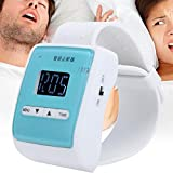 Brrnoo Anti Schnarch Armband, Einstellbarer intelligenter Haushalts Schnarchstopper Anti Schnarch Armband Uhr