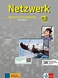Netzwerk A2: Deutsch als Fremdsprache. Arbeitsbuch mit 2 Audio-CDs (Netzwerk / Deutsch als Fremdsprache)