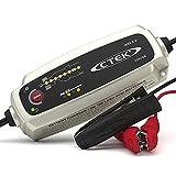 CTEK MXS 5.0, Batterieladegerät 12V 5A, Temperaturkompensation, Intelligentes Ladegerät Autobatterie, Ladegerät Auto Und Motorrad, Batteriepfleger Mit...