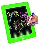BEST DIRECT Fantastisches Pad As seen on TV Schreibtisch Elektronisches LCD, Magischer Schiefer Löschbarer Magnet Lehrspielzeug 3 Jahre alt...