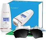 Auratrio T8 IPL Haarentferner 500.000 Lichtimpulse, Haarentfernungsgerät für dauerhaft glatte Haut, 5 Intensitätsstufen, für Körper, Gesicht, Bikini-Zone &...