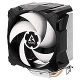ARCTIC Freezer 7 X - Kompakter multikompatibler CPU Kühler, 100 mm PWM Fan, kompatibel mit Intel & AMD Sockeln, 300-2000 RPM (PWM gesteuert), voraufgetragene...