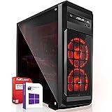 AMD Ryzen 5 PRO 3350G 4x3.6GHz PC-System inkl. 512GB M2 SSD und 1000GB | 16GB RAM |VEGA10 DX12 HDMI | Win 10 64Bit | WLAN |Leise ! Geeignet für Gaming/Office