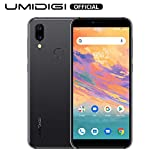 UMIDIGI A3S (2020) Android 10 Smartphone ohne Vertrag günstig, Handy mit 5.7 Zoll HD+ Full-Screen Diaplay, LED Benachrichtigung, 2GB+16GB(256GB erweiterbar),...