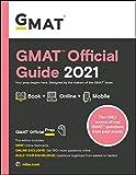 GMAT Official Guide 2021: Book + Online