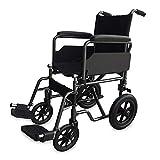 Mobiclinic, Premium Faltrollstuh, S230 Sevilla, Europäische Marke, Rollstuhl für Ältere und behinderte Menschen, orthopädisch, Selbstfahren, ultraleicht,...