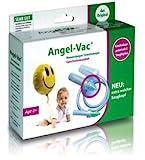 Nasensauger Baby Staubsauger Angel-Vac Geschwister Paket Nasensauger Baby Elektrisch Mit extra weichem Saugkopf