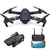 EACHINE Drohne mit Kamera E58 Live Übertragung,120°Weitwinkel 720P HD Kamera, WiFi FPV Quadrocopter, App-Steuerung, One Key Start/Landung,Headless...