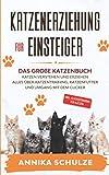Katzenerziehung für Einsteiger: Das große Katzenbuch - Katzen verstehen und erziehen - Alles über Katzentraining, Katzenfutter und Umgang mit dem Clicker -...