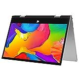 Jumper EZbook X1 Laptop 11,6 Zoll FHD 6GB DDR3 128GB eMMC,360° Convertible Notebook Windows 10 Touchscreen Ultrabook Tablet PC Celeron Quad Core Prozessor...