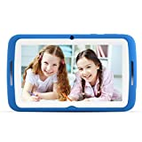 BENEVE Kinder Tablets PC 7 Zoll, Android 7.1 OS, Kids Tablets (BLAU)