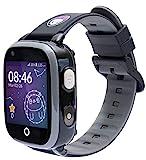 SoyMomo Space 4G - GPS Uhr für Kinder 4G -Handy Uhr für Kinder - Smartwatch 4G für Kinder (Schwarz)