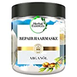 Herbal Essences PURE:renew Marokkanisches Arganöl Repair Haarmaske, 250 ml, Haarpflege Arganöl, Argan Hair Mask, Haarkur Arganöl, Haarpflege Glanz,...