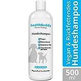 healthBuddy Premium Hundeshampoo mit natürlichem Avocadoöl – Made in Germany – Entfernt unangenehme Gerüche, Für empfindliche Haut und Fell, Wirkt...