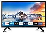 DYON Smart 22 XT 56,4 cm (22 Zoll) Fernseher (Full-HD Smart TV, HD Triple Tuner (DVB-C/-S2/-T2), Prime Video, Netflix & HbbTV) [Modelljahr 2020]