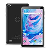 Tablet 7 Zoll Tab Android 10.0 GO, 2GB RAM, 32GB ROM, Quad-Core-Prozessor, HD-IPS-Display, 2.4G WI-FI, Bluetooth, Tablet-PC mit 3000-mAh-Akku, Google...