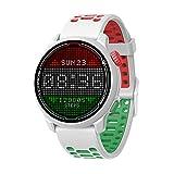 COROS PACE 2 Premium GPS Sportuhr mit Nylon- oder Silikonband, Herzfrequenzmesser, 30-Stunden-GPS-Vollbatterie, Barometer, ANT + & BLE-Anschlüssen (Eliud...