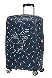 Samsonite Disney Forever - Spinner M Koffer, 69 cm, 67 L, Blau (Dumbo Feathers)