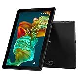 MEDION E10911 25,5 cm (10 Zoll) Full HD Tablet (LTE, Android 10, Quad Core Prozessor, USB Typ C, 3GB RAM, 64GB Speicher, WLAN, Bluetooth, 8MP Kamera) schwarz