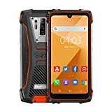 Blackview BV6900 (2020) Outdoor Smartphone ohne Vertrag - 5.84 Zoll FHD+ 16MP+8MP Quad-Kamera, 16MP Selfie-Frontkamera, 64GB ROM/4GB RAM, Helio P25 Octa-Core...