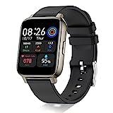 Smartwatch,1.69 Zoll Touch Farbdisplay Fitness Armbanduhr mit Pulsuhr Schlafmonitor Fitness Tracker IP68 Wasserdicht Sportuhr Smart Watch mit...