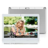 Tablet PC HD 10,1 Zoll WiFi Android Octa Core 1280 x 800 Bildschirmauflösung WLAN Full Netcom + 32G ROM SIM Tablet PC (C)