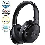 [Neue Version] Noise Cancelling Kopfhörer, Mpow Bluetooth Kopfhörer Over Ear mit 40Std, Kopfhörer Kabellos mit Schnellladen und Mikrofon CVC6.0, ANC...