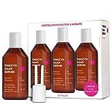 3x Thiocyn Haarserum für Frauen • 3x150 ml Vorteilspaket • dermatest geprüfte Spezialpflege bei Haarausfall • hilft bei dünnem Haar in Wechseljahren...