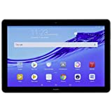 Huawei MediaPad T5 Tablet-PC 25, 6 cm (10, 1 Zoll), Full HD, Kirin 659, 4 GB RAM, 64 GB interner Speicher, Android 8.0, EMUI 8.0, Schwarz