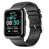 Smartwatch, Tanzato 1,69 Zoll Armbanduhr mit personalisiertem Bildschirm, Schrittzähler, Kalorien, usw, IP68 Wasserdicht Fitness Tracker Uhr, Sport Armbanduhr...