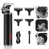 Easy Trim Rasierer, Haarschneidemaschine Pro Li T-Klingenschneider Elektrischer Detailer Haarschneider, 0mm Haartrimmer Konturenschneider für Männer,...