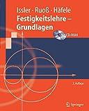 Festigkeitslehre - Grundlagen (Springer-Lehrbuch) (German Edition)