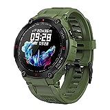 Smart Watch Sleep Tracking Digital Watch.Smart Uhr Wasserdichte Sportuhr mit Herzfrequenz Fitness Tracker Bluetooth Call Full Touch Screen für Android ios...