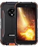 DOOGEE S35 Outdoor Smartphone ohne Vertrag 4G Dual-SIM Outdoor Handy Günstig, IP68 Wasserdicht, 5,0 Zoll, Android 10 Handy 4350mAh, 13MP Triple-Kamera, 2GB +...