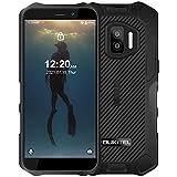 Outdoor Smartphone Ohne Vertrag OUKITEL WP12 Pro(2021),Android 11 Outdoor Handy 4GB+64GB,Dual SIM 4G,IP68 IP69K Wasserdichter,4000mAh,13MP Dreifachkamera,5,5'...