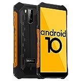 Ulefone Armor X5 Outdoor Handy - Android 10 Smartphone IP68/IP69K Wasserdicht Stoßfest Staubdicht Dual SIM 4G Volte 3GB RAM 32GB ROM 5000mAh Akku...