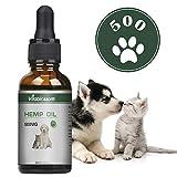 Vitablossom Natürlich Öl für Hunde, Katzen und Haustiere, 100% Natürliche 30ML (500)