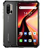 Ulefone Armor 7【2020】 Outdoor Handy ohne Vertrag, Helio P90 Octa Core 8GB RAM + 128GB ROM, Android 10 IP68 Robust Smartphone,48 MP Kamera, 6,3-Zoll-FHD+,...