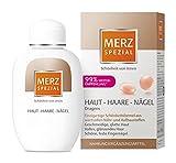 Merz Spezial Dragees Haut Haare Nägel – Nahrungsergänzungsmittel für geschmeidige Haut, volles glänzendes Haar und schöne, feste Fingernägel – 120...